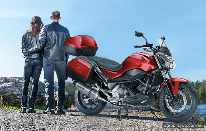 На мотоциклы Honda в Украине снижены цены