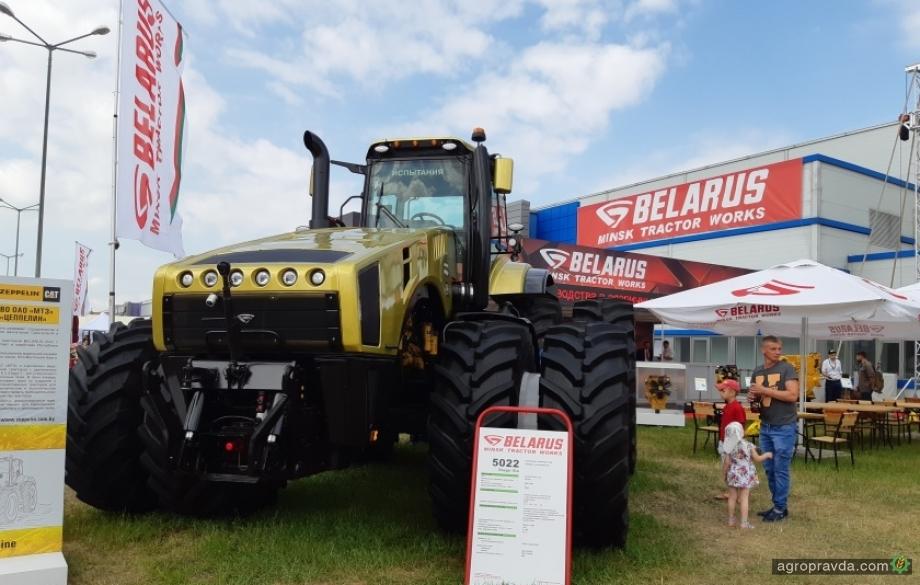 МТЗ взял курс на диверсификацию поставок тракторов