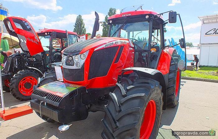 Тракторы Zetor в Украине: как дилеру достичь успеха