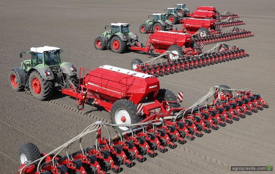 В Эпицентр Агро закупили агротехники на 160 млн грн.
