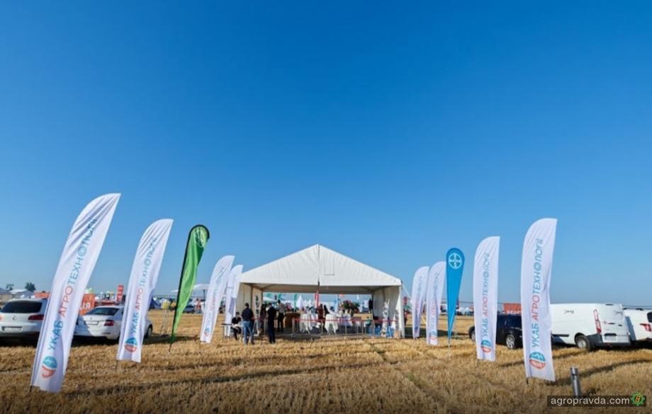 В липні відбудеться польовий проект «УКАБ Агротехнології»