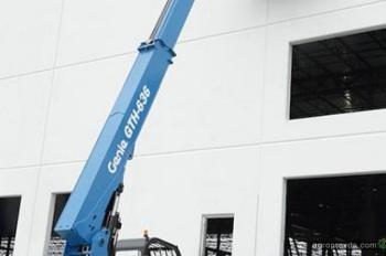 Terex возвращает на рынок «телескоп» Genie GTH-636