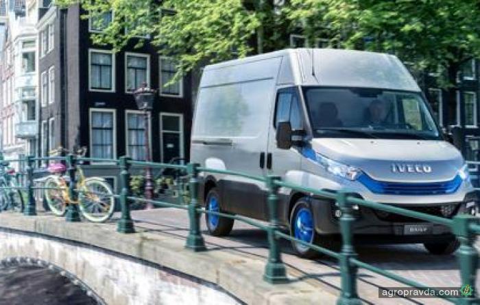 IVECO Daily во второй раз становится «Фургоном года»