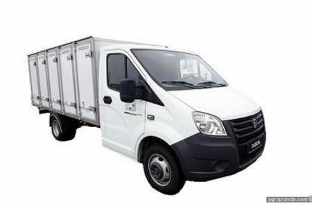 Салтовский Хлебозавод выбрал хлебные фургоны украинского производства KrASZ