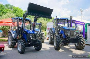 Какие тракторы посмотреть на выставке Агро-2018 в Киеве