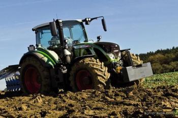Fendt выводит на рынок тракторы серии 700 Vario