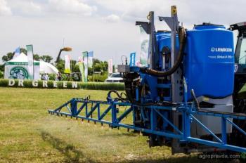 Какую технику Lemken представили на International Field Days Ukraine. Фото