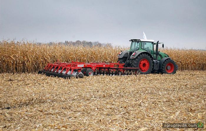 Испытываем трактор Fendt 936 Vario