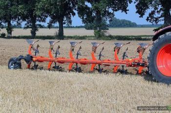 Kubota показал трактор для Европы