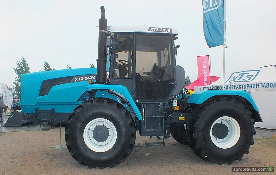 ХТЗ рассказал о новом этапе развития тракторов
