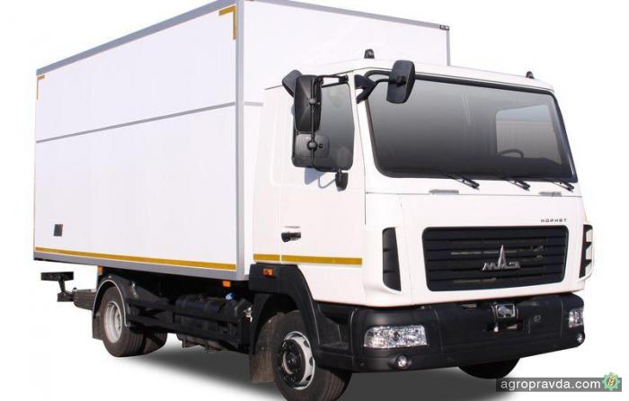 В Украине стартовало производство новых надстроек для грузовой техники