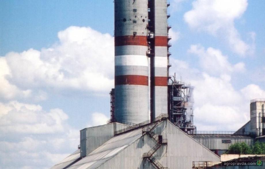 Черкасский «Азот» начал самую масштабную реконструкцию