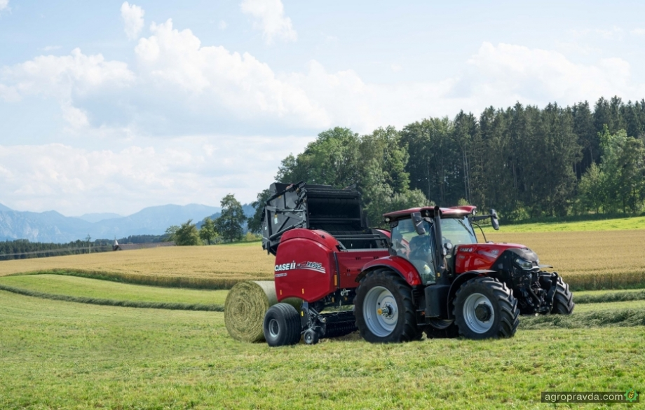 Case IH обновляет линейку тракторов Puma