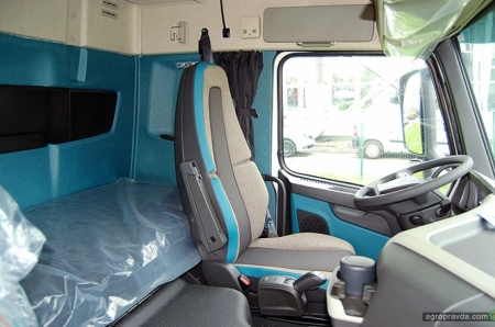 Volvo разработала тягачи для аграрных перевозок в Украине