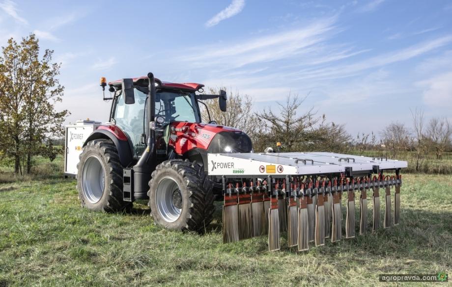 CNH Industrial усилит направление высокотехнологичной борьбы с сорняками