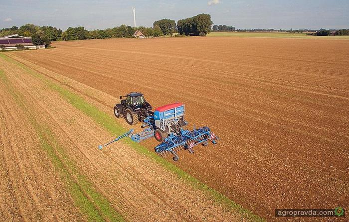 В Украине сократилось сельхозпроизводство