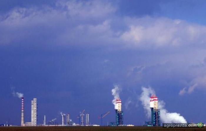 Одесский припортовый завод полностью остановлен