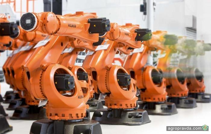 На выставке в Киеве представят роботов для аграриев