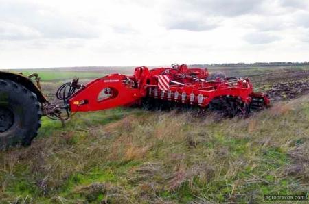 Lozova Machinery на Agritechnica представит серийную новинку