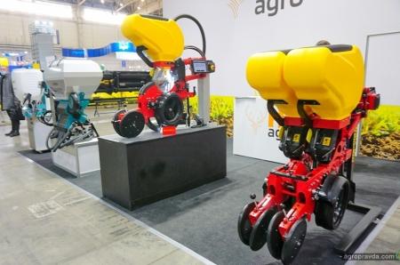 В Киеве дебютировал новый амбициозный бренд сельхозтехники