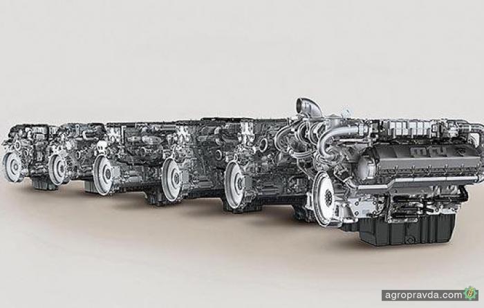 Rolls-Royce подготовил новую линейку двигателей для аграриев
