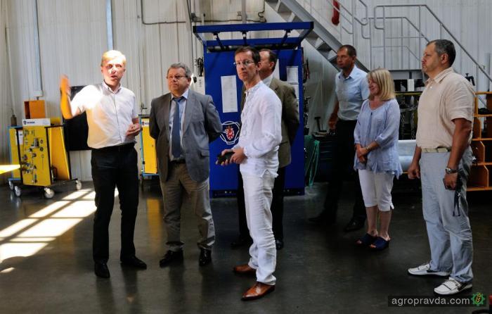 Scania поможет готовить студентов Национального Транспортного Университета