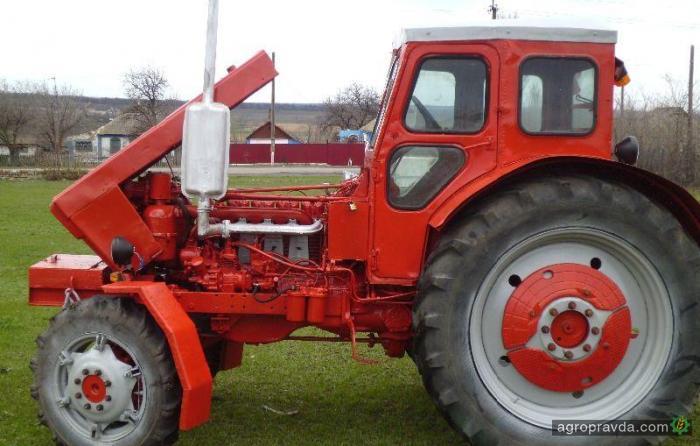 Трактор Т-40: модификации и модели