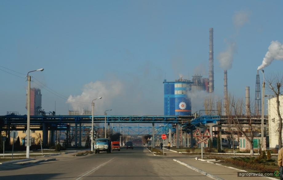 Северодонецкий «Азот» после пожара не прекратит производство