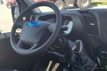 В Украине представили IVECO Daily с 8-ступенчатым «автоматом»