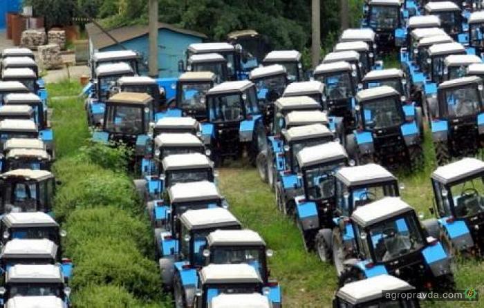 В Украине хотят приблизить введение европейских экостандартов для тракторов
