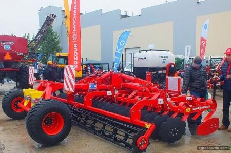 Lozova Machinery представил агрегаты для осенних полевых работ