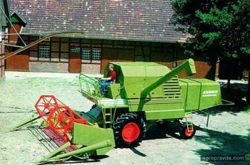 50 лет назад появились комбайны цвета «зеленых побегов»