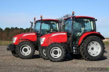 McCormick представил новинки тракторов