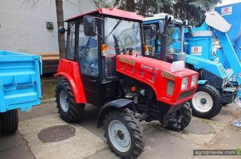 Какие новинки тракторов показали в Киеве