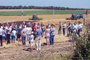 АСА Астра показала передовые технологии обработки почвы. Фото