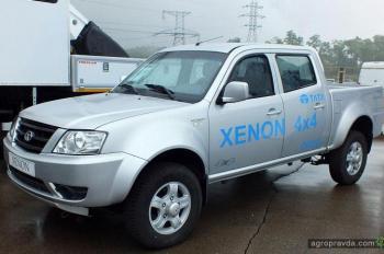 Пикап для фермеров TATA Xenon можно купить с ощутимой выгодой