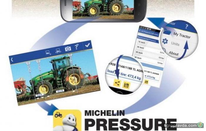 Michelin разработала диагностику шин по фотографии