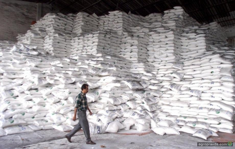 Украина на 42% сократила экспорт муки