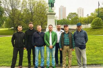 Украинская делегация посетила завод по производству комбайнов Case IH в США