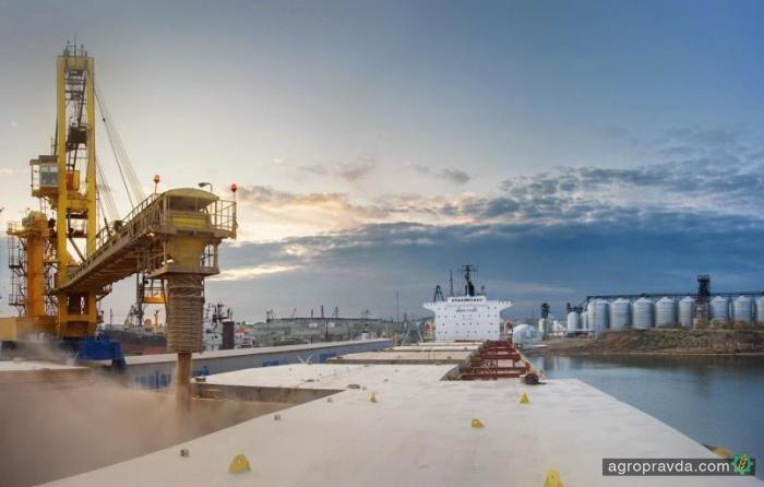 С начала 2017/18 МГ Украина экспортировала 4 млн т зерна