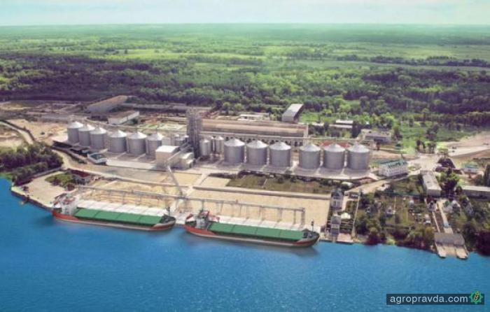 «Нибулон» намерен построить пять новых речных терминалов