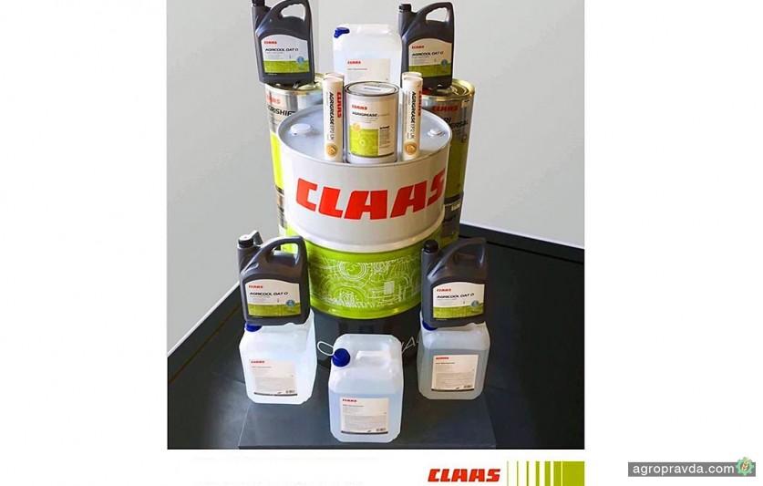 Claas напомнил о важности оригинальных расходников и запчастей