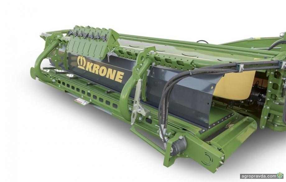 Krone разработал новый ленточный транспортер