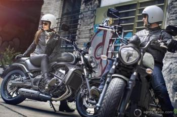 Какие новинки Kawasaki представит в Украине