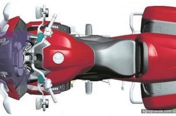 Выпущен первый китайский 1600-кубовый мотоцикл