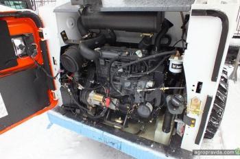 Тест-драйв мини-погрузчика Bobcat S530: маленький, да удаленький