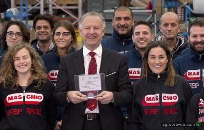 Maschio Gaspardo модернизирует стратегию поставок запчастей