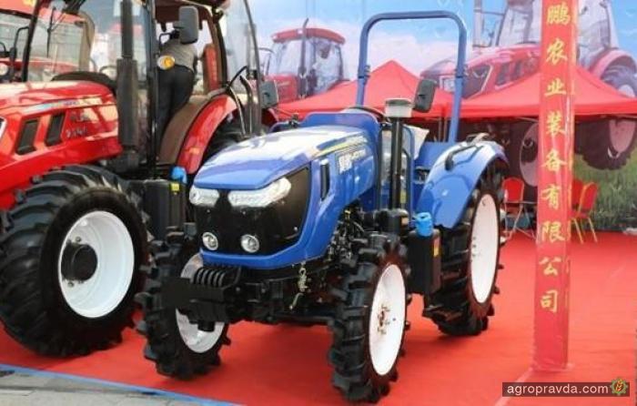 Где больше всего в мире продается тракторов. Статистика