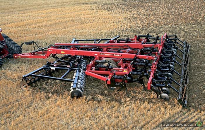 Как Case IH решил проблему с уплотнением почвы
