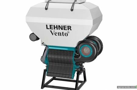 Lehner представит в Украине революционную сеялку Vento